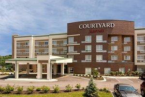 Exterior view - Courtyard by Marriott Hotel Bridgeport