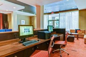 Conference Area - Courtyard by Marriott Hotel Bridgeport