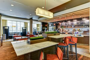 Restaurant - Courtyard by Marriott Hotel Bridgeport