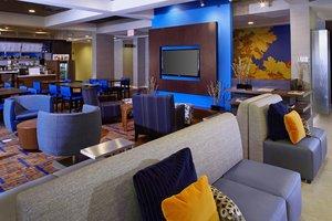 Lobby - Courtyard by Marriott Hotel Newark