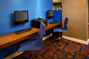 Conference Area - Courtyard by Marriott Hotel Newark