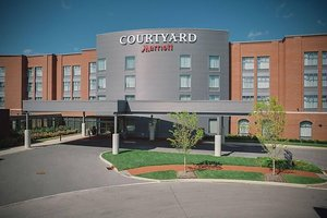 Exterior view - Courtyard by Marriott Hotel OSU Columbus
