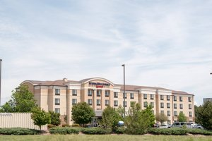 Exterior view - SpringHill Suites by Marriott Colorado Springs
