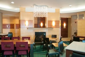 Lobby - SpringHill Suites by Marriott Colorado Springs