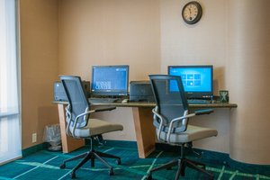 Conference Area - SpringHill Suites by Marriott Colorado Springs