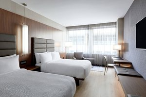 Room - AC Hotel by Marriott Downtown Dallas