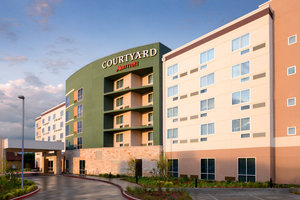 Exterior view - Courtyard by Marriott Hotel The Colony