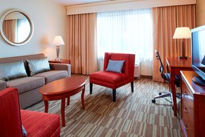 Suite - Courtyard by Marriott Hotel Englewood