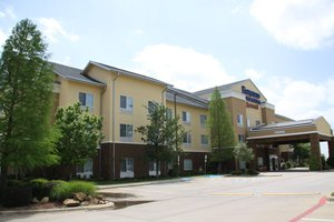 Exterior view - Fairfield Inn & Suites by Marriott Denton