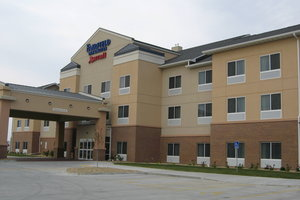 Exterior view - Fairfield Inn & Suites by Marriott Ames