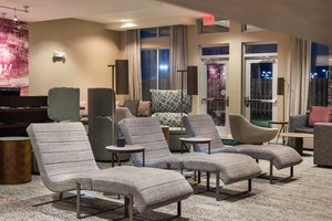 Lobby - Courtyard by Marriott Hotel Horseheads