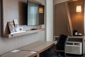 Room - Courtyard by Marriott Hotel Horseheads