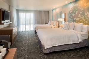 Suite - Courtyard by Marriott Hotel Horseheads