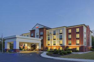Exterior view - Fairfield Inn & Suites Branchburg