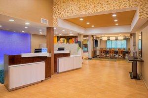 Lobby - Fairfield Inn & Suites Branchburg