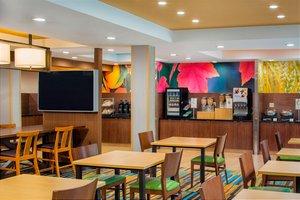 Restaurant - Fairfield Inn & Suites Branchburg
