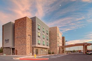 Exterior view - Fairfield Inn & Suites by Marriott Northeast Flagstaff
