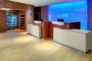 Lobby - Fairfield Inn & Suites by Marriott Northeast Flagstaff