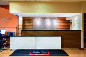 Lobby - Fairfield Inn by Marriott Laurel