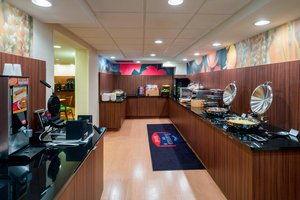 Restaurant - Fairfield Inn by Marriott Laurel