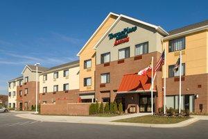 Exterior view - TownePlace Suites by Marriott Lexington Park