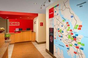 Lobby - TownePlace Suites by Marriott Lexington Park