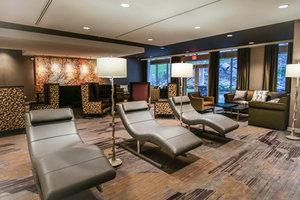 Bar - Courtyard by Marriott Hotel Lenox