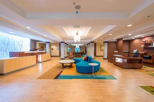 Lobby - Fairfield Inn & Suites by Marriott Greenwood