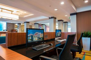 Conference Area - Fairfield Inn & Suites by Marriott Greenwood