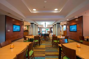 Restaurant - Fairfield Inn & Suites by Marriott Greenwood