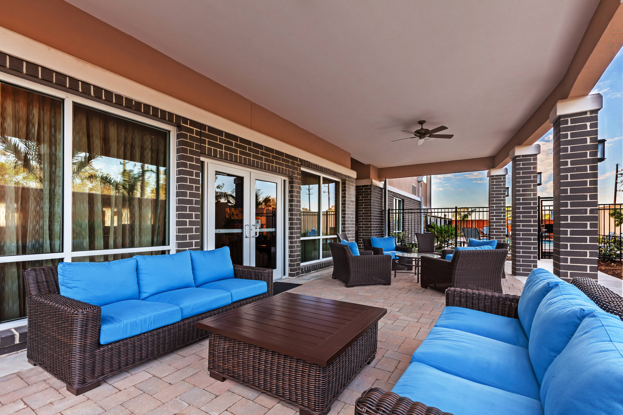 Courtyard by Marriott Houston I-10 West Park Row