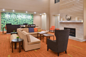 Lobby - Courtyard by Marriott Hotel Decatur