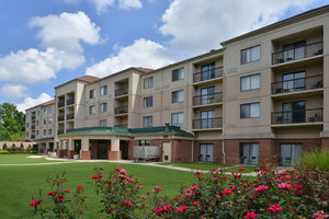 Exterior view - Courtyard by Marriott Hotel Decatur