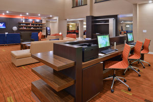Conference Area - Courtyard by Marriott Hotel Decatur