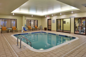Recreation - Courtyard by Marriott Hotel Decatur