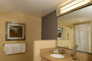 Room - Courtyard by Marriott Hotel at Old Town Wichita