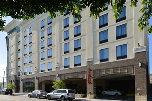 Exterior view - Courtyard by Marriott Hotel Downtown Wilmington