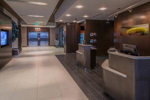 Lobby - Courtyard by Marriott Hotel Downtown Wilmington