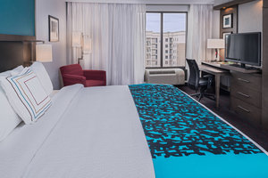 Room - Courtyard by Marriott Hotel Downtown Wilmington