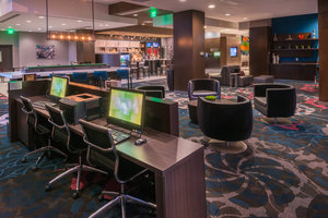 Conference Area - Courtyard by Marriott Hotel Downtown Wilmington