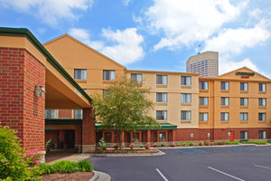 Exterior view - Courtyard by Marriott Hotel at the Capital Indianapolis