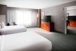 Suite - Courtyard by Marriott Hotel Downtown Indianapolis