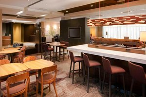Restaurant - Courtyard by Marriott Hotel Downtown Indianapolis