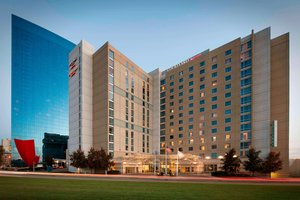 Exterior view - Courtyard by Marriott Hotel Downtown Indianapolis