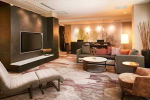 Lobby - Courtyard by Marriott Hotel Downtown Indianapolis
