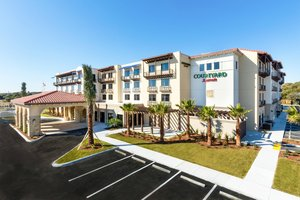Exterior view - Courtyard by Marriott Hotel St Augustine Beach