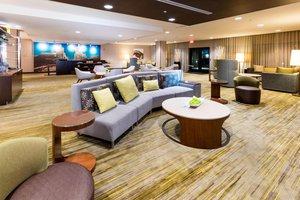 Lobby - Courtyard by Marriott Hotel St Augustine Beach