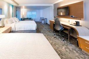 Suite - Courtyard by Marriott Hotel St Augustine Beach