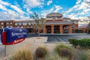 Exterior view - SpringHill Suites by Marriott Ridgecrest