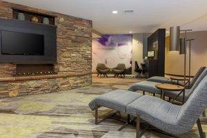 Lobby - Courtyard by Marriott Hotel South Las Vegas
